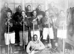 Black Hockey Players