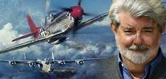 George Lucas and Red Tail