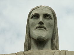 Brazil's Statue of White Jesus
